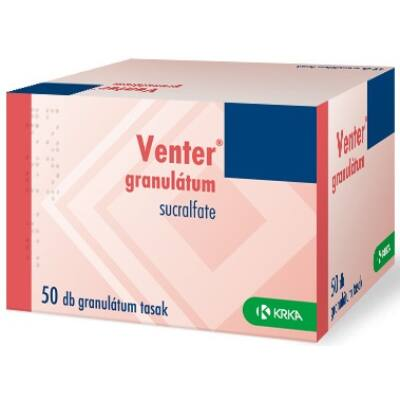 Venter 1000mg Granulatum 50x